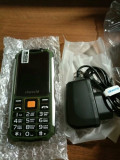Telefon Militar/Rezistent - VK World Stone - CAT/iHunt/Discovery/Catterpillar, Negru, 1GB, Neblocat