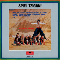 Karoly Berki - Spiel Tzigan (Grigoras Dinicu - Hora Staccato) (Vinyl) - Muzica Populara Polydor, VINIL