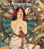 Art Nouveau Posters poster Jugenstil branding design reclama 100 ilustratii RAR