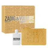 Zadig & Voltaire This Is Her! Set pentru femei, Apa de toaleta