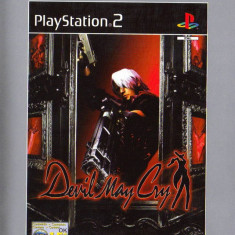 Devil May Cry PLATINUM - PS2 [Second hand] - Jocuri PS2, Actiune, 12+, Single player