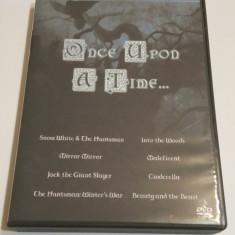 Colectie de 8 Filme Box-Once Upon a Time ( A fost odata ca niciodata ) - Film Colectie, DVD, Romana