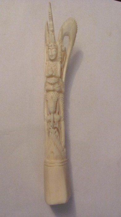 PVM - Statueta sculptura os deosebita Orient / model 1