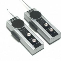 Set 2 statii emisie-receptie Asaflex CB-40 627 - Statie radio