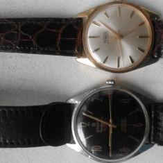 Ceasuri elvetiene Ernest Borel si Atlantic Worldmaster - Ceas de mana