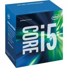 Procesor Intel i5-6400 2.7GHz, Skylake, Socket 1151, Box Garantie EMAG - Procesor PC Intel, Intel Core i5, Numar nuclee: 4, 2.5-3.0 GHz
