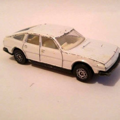Macheta Masinuta Hot Wheels metal Corgi Rover 3500, Made in GR. Britain, 7.5cm