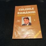 PAUL STEFANESCU - CULISELE SECURITATII VOL II
