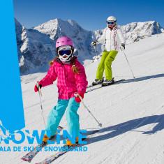Lectie privata Ski - Scoala de Ski si Snowboard Snowline - SINAIA