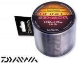 Fir monofilament Daiwa Infinity Sensor 0.27mm/5.4kg/1670m D.12986.127