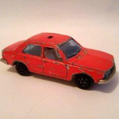 Macheta Masinuta Hot Wheels metal Majorette, Renault 18.Made in France, no 266, ECH 1/60