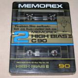 Casete audio Memorex