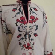 Camasa barbateasca-costume populare - Costum populare, Marime: M/L, Culoare: Multicolor