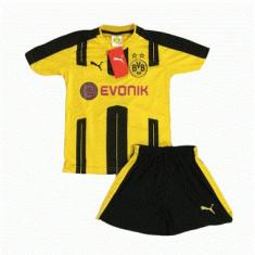 Compleu copii Borussia Dortmund, EMRE MOR - Echipament fotbal, Marime: YL, YXS, Set echipament fotbal