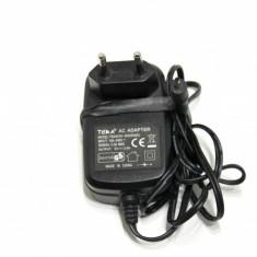 Alimentator compatibil Teka TEKA018-0502500EU 5V 2.5A 12.5W, mufa neagra, De priza