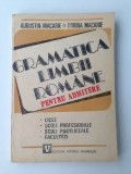 Gramatica limbii romane/Augustin si Dorina Macarie/1993