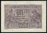 Y264 ROMANIA 1 LEU 1937  UNC NECIRCULATA