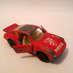 Macheta Masinuta Hot Wheels metal Matchbox Superfast Porche Turbo No 3, England 1978 Lesney