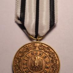 Medalia Casei Domnitoare Clasa a 1 a RARA Piesa de Colectie - Ordin