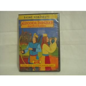 Vand dvd Aleodor Impărat-Basme Romănești,sigilat,original,cu holograma