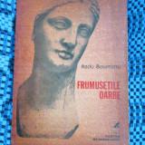 Radu BOUREANU - FRUMUSETILE OARBE (prima editie - 1982) - Carte poezie