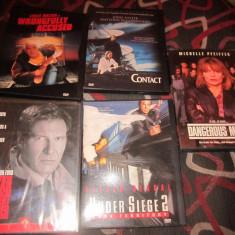Filme de colectie originale in engleza lot 5 buc pret tot lotul - Film Colectie Altele, DVD