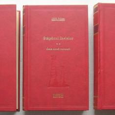 J. R. R. Tolkien - Stapanul Inelelor (3 vol., nr.8, 9 si 10 de la Adevarul)) - Roman