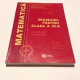 MANUAL PENTRU CLASA A IX-A LAURENTIU PANAITOPOL,M.BALUNA-RF10/0
