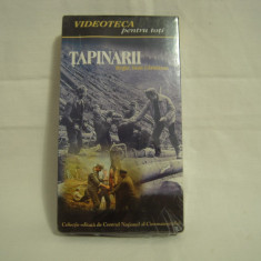 Vand caseta video Țapinarii,originala,VHS