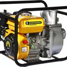 "Motopompa Benzina 3"" - 6.5CP - GOSPODARUL PROFESIONIST GP-30A"