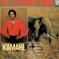 Kamahl - The Elephant Song (Vinyl) - Muzica Pop Philips, VINIL
