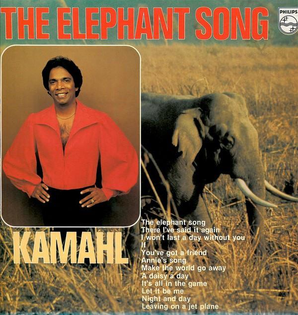Kamahl - The Elephant Song (Vinyl)