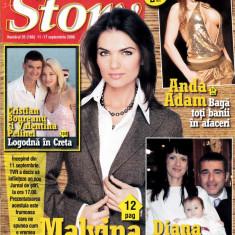 Story - Revista barbati