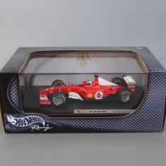 Ferrari F2002 R. Barrichello Formula 1 2002, Hot Wheels, 1/43 - Macheta auto