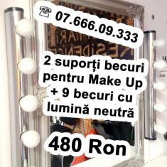 Suporți becuri make up