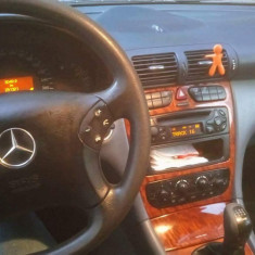 Mercedes c220 cdi, An Fabricatie: 2001, Motorina/Diesel, 255000 km, 2200 cmc