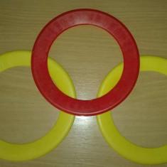 Cerc zburator - Jucării vechi românești perioada comunista - Jucarie de colectie