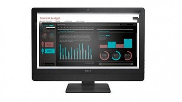 AIO Dell Optiplex 9030, Intel Core i5 Gen 4 4590s 3.0 GHz, 8 GB DDR3, 500 GB HDD SATA, DVDRW, Wi-Fi, Bluetooth, Webcam, Display 23inch 1920 by 1080 foto mare