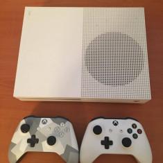 Xbox One S + 2 Controllere + FIFA18 & inca 5 jocuri - Consola Xbox