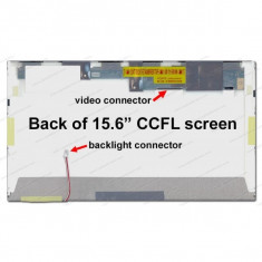 Display - ecran laptop Sony Vaio PCG-7186M model LP156WH1(TL)(C1) diagonala 15.6 inch lampa CCFL - Dezmembrari laptop