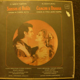 Disc vinil  3 X C. Saint-Saëns* – Samson Et Dalila (Opera In Three Acts)  -set-