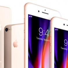 IPhone 8, NOU, SIGILAT, 64GB, GOLD, NEVERLOCKED, Factura & Garantie ! - Telefon iPhone Apple, Auriu, Neblocat