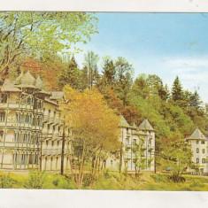 Bnk cp Slanic Moldova - Casa de odihna - circulata - Carte Postala Moldova dupa 1918, Printata
