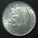 Italia 500 lire 1965 2 UNC Argint, Europa