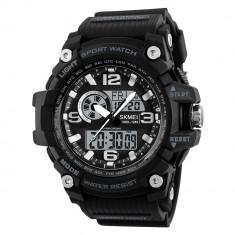 Ceas SKMEI Sport Watch 1283 rezistent la apa 5 culori functii alarma calendar - Ceas barbatesc, Lux - sport, Quartz, Cauciuc, Analog & digital