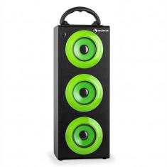 Auna Beachboy XXL Bluetooth USB SD AUX-difuzor verde FM
