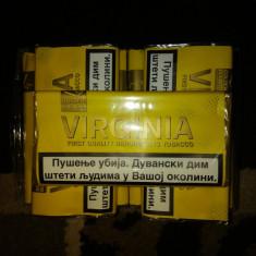 Tutun Virginia galben plic 25 gr. /16 ron