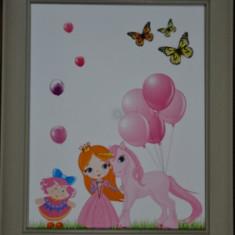 Dulap cu 4 sertare - model copilarie - Dulap copii