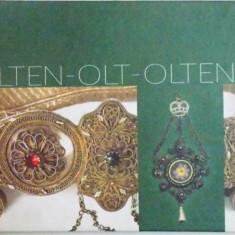 OLTEN - OLT - OLTENIA, 2008 - Carte Fabule