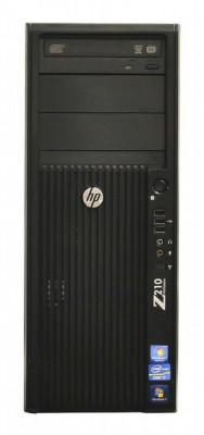 Workstation HP Z210 Tower, Intel Core i3 Gen 2 2100 3.1 GHz, 4 GB DDR3, 250 GB HDD SATA, DVDRW foto
